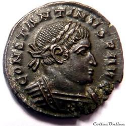 Constantin 1er 317/Londres/SOLI INVICTO ...