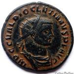 La Dyarchie de Dioclétien et Maximien (285-293)