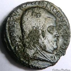 Maximien 309-312/Ostie/AETERNA MEMORIA