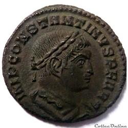 Constantin 1er 314-315/Lyon/RIC 15