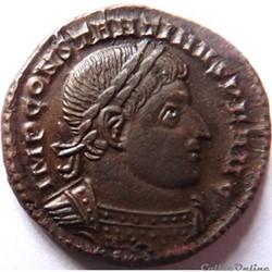 Constantin 1er 316/Ticinum/SOLI INVICTO ...
