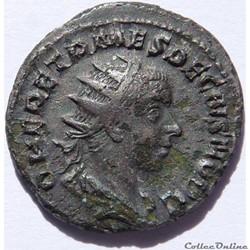 Etruscus 250-251/Rome/RIC IVc 138