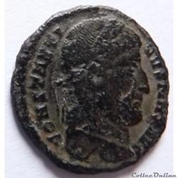 Constantin 1er 327-328/Constantinople/GL...
