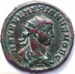 Numérien Auguste 283-284/Antioche/VIRTVS...