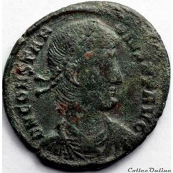 Constance II 350-354/Thessalonique/RIC 172
