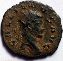 Gallien 267-268//Rome/DIANAE CONS AVG