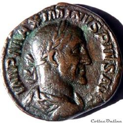 Maximin le Thrace 235-236/Rome/RIC IV 64
