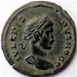 Les Constantiniens/Crispus (317-326)