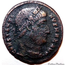 Constantin 1er 327-328/Constantinople/GL...