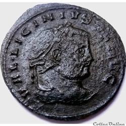 Licinius 308-310/Thessalonique/RIC VI 30...