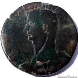 Claude 41-45/Dupondius/CERES AVGVSTA