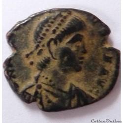 Honorius 395-401/Nicomédie/VIRTVS EXERCITI