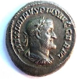 Maximin le Thrace 235-238/Denier/Rome/VI...