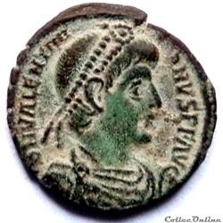 Valentinien 364-367/Aquilée/GLORIA ROMAN...