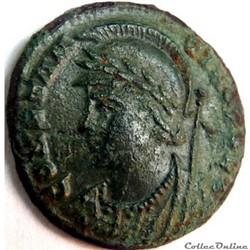 Constantinople 330- 333/Constantinople