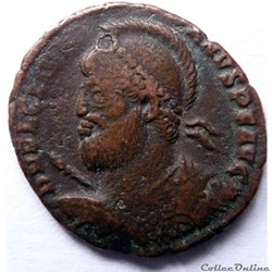 Julien II 361-363/Thessalonique/RIC 227