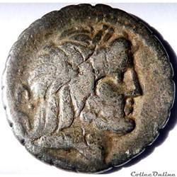 Gens Antonia 83-82/Denier/Jupiter