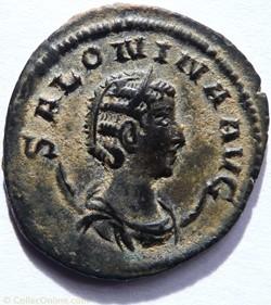 Salonine 257-258/Rome/IVNO REGINA