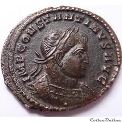 Constantin 1er 317/Trèves/SOLI INVICTO COMITI