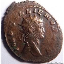Gallien 267/Rome/DIANAE CONS AVG