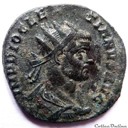 Dioclétien 292/Rome/IOVI CONSERVATORI