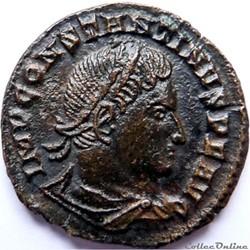 Constantin 1er 313-314/Ticinum/SOLI INVI...
