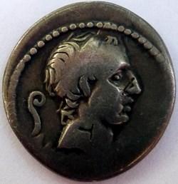 Gens Marcia -56/Denier/Ancus Marcius 4èm...