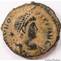 Honorius 408-423/Constantinople/GLORIA R...