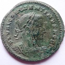 Constantin 1er 307/Trèves/PRINCIPI IVVEN...