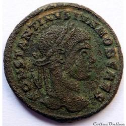 Constantin II 320/Arles/CAESARVM NOSTRORVM