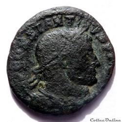 Constantin 1er 316/Arles/SOLI INVICTO COMITI
