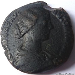 Lucille 164-169/Sesterce/Rome/RIC III 1747
