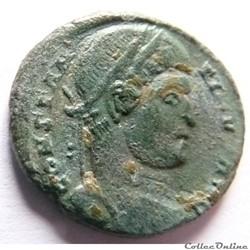 Constantin 1er 323-324/Arles/SARMATIA DE...