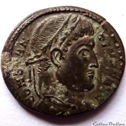 Constantin 1er 323-324/Trèves/SARMATIA DEVICTA