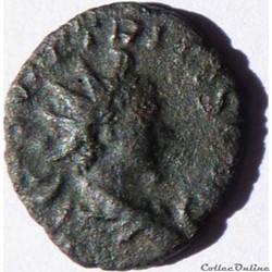 Tetricus II 273-274/Trèves/SPES AVGG