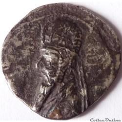 Royaume Parthe Mitridate II 128-88 av JC
