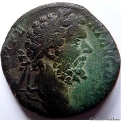 Septime Sévère 195/Sesterce/Rome/RIC IV 691