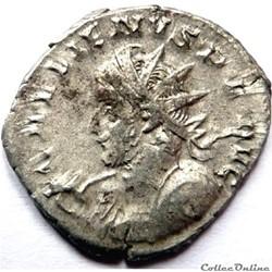 Gallien 258-259/Lyon ou Cologne/DEO MARTI