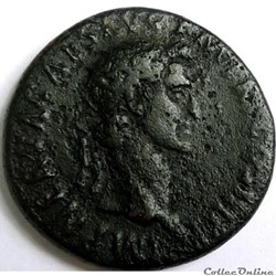 Nerva 97/Dupondius/Rome/RIC II 101