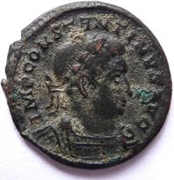 Constantin 1er 310-313/Trèves/MARTI CONS...