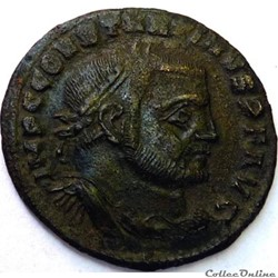 Constantin 1er 312-313/Thessalonique/IOVI CONSERVATORI AVGG NN