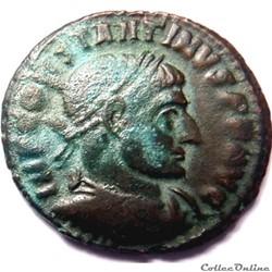 Constantin 1er 316-317/Arles/SOLI INVICTO COMITI