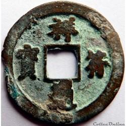 Chine 1008-1016