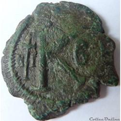 monnaie antique byzantine justin 1er 518 527 nicomedie