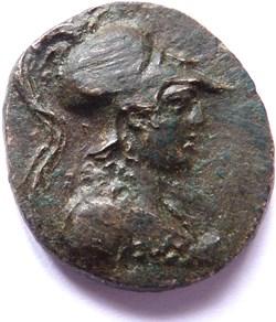 Monnaie d'Apamée en Phrygie / IIème - Ie...