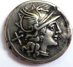 Gens Junia -149/Denier/Rome