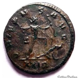 monnaie antique jc ap romaine aurelien 275 rome oriens avg