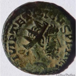 Imitation pour Tetricus 1er 271-274