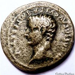 Tibère 8-10/Semis/Rome/RIC 239