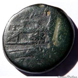 monnaie antique av jc ap romaine anonyme as de janus